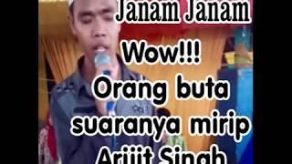 WOW LAGU JANAM JANAM SUARANYA MIRIP ARIJIT SINGH JANAM JANAM