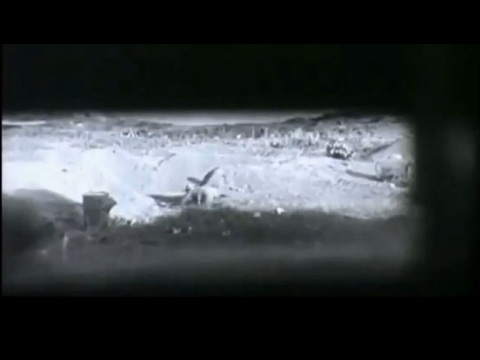 Iwo Jima Additional US Navy Footage of Marines in Action WW2 Combat Enemy in View