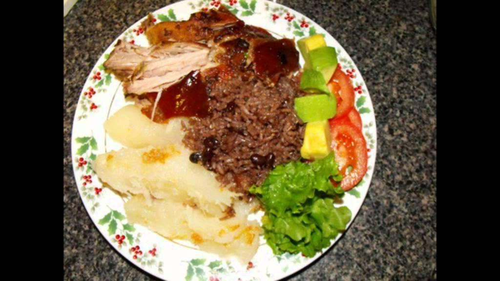 Recetas de comida t pica cubana youtube for Resetas para comidas