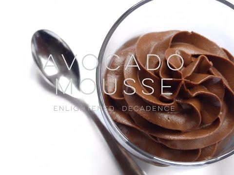 Chocolate-Avocado Pops