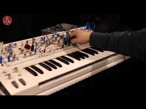 NAMM2016 Introducing the New Waldorf kb37 Eurorack Keyboard and the New Eurorack Modules