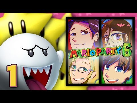 """Mario Party 6: """"The Largest Handicap Yet"""" - EPISODE 1 - Friends Without Benefits"""