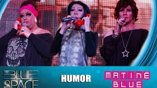 Blue Space Oficial - MATINE -HUMOR - 26.07.15