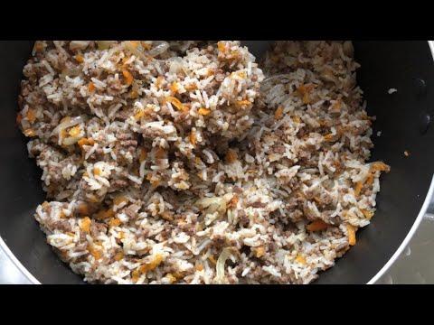 riz-À-la-viande-hachÉe