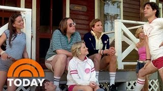 'Wet Hot American Summer' Cast Reunite For 'First Day Of Camp' | TODAY