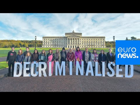 Irlande Du Nord : L'avortement Et Le Mariage Gay Légalisés
