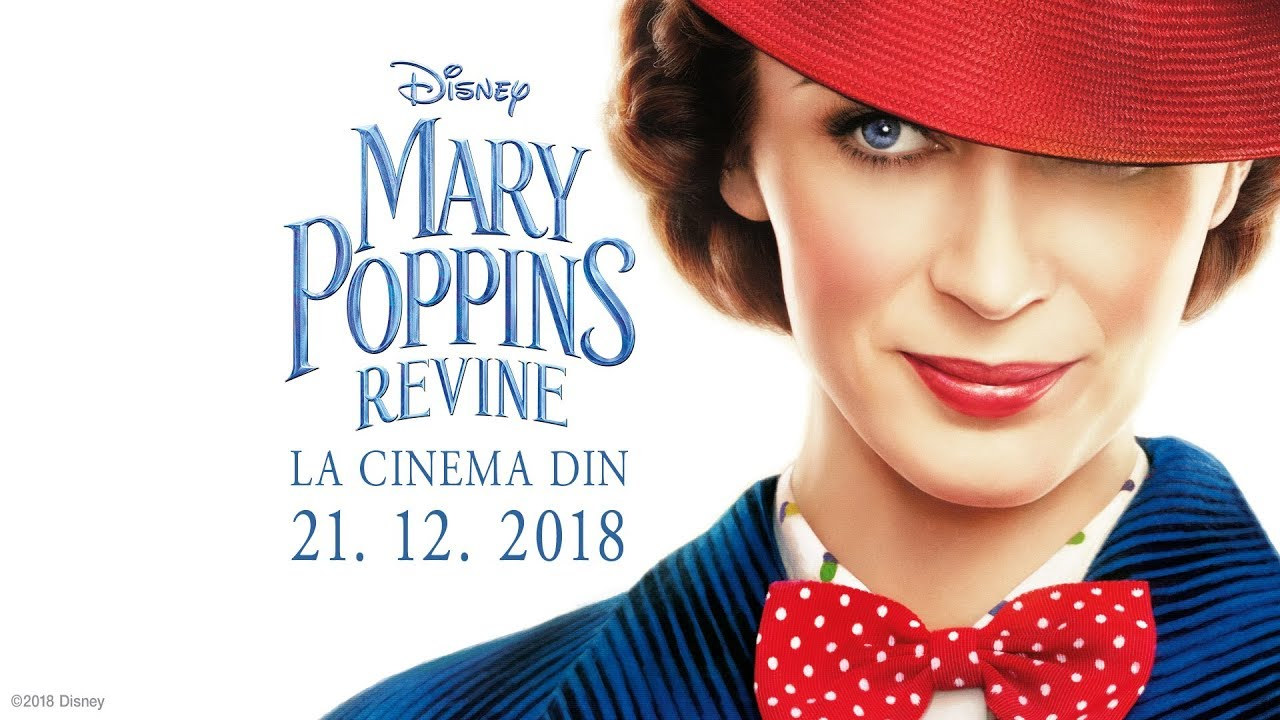 Mary Poppins Revine (Mary Poppins Returns) - TRL-B-D2 - subtitrat - 2018