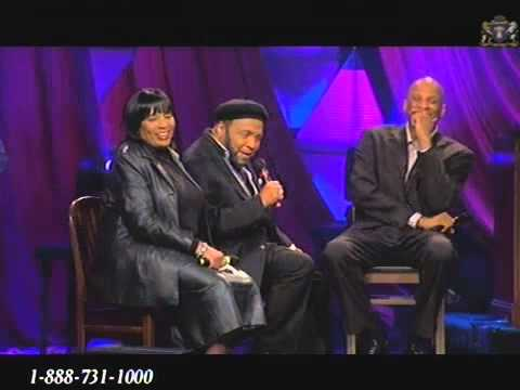 Andrae & Sandra Crouch TBN - Jan-13-2011 Interview