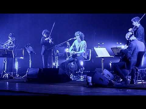 Voodoo love - Ermal Meta/Gnu Quartet @ Trieste 18/03/19