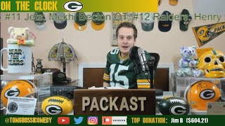 A Packers Fan Live Reaction to Drafting Jordan Love