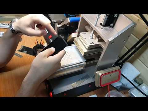 Замена стекла дисплея Apple IPhone 6S полный процесс LCD Refurbishing