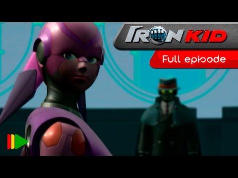 Iron Kid (English) - 15 - Hang On, Ally!