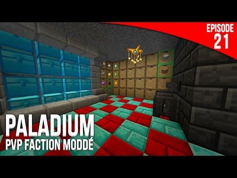 Enorme pillage ! - Episode 21 | PvP Faction Moddé - Paladium