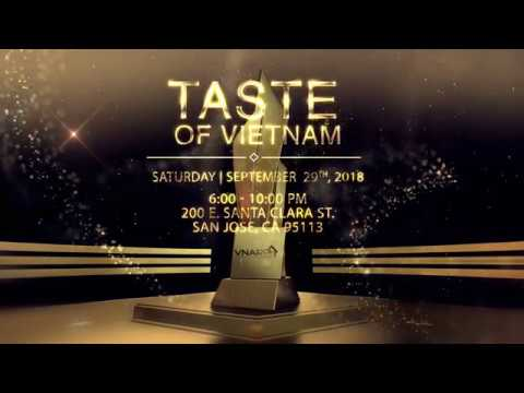 Taste of Vietnam 2018 Awards Ceremony