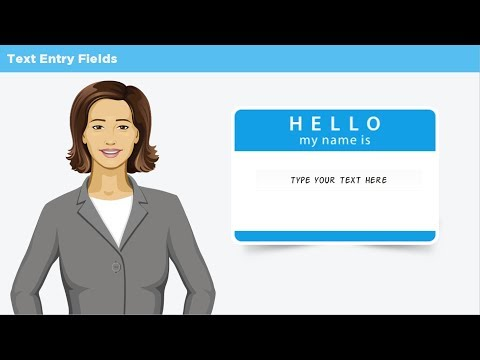 Articulate Storyline 360: Using Variables to Display a Learner Name