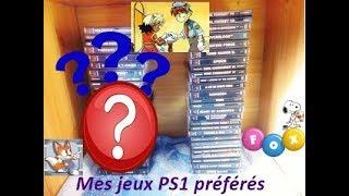 Mes 40 jeux préférés & joués sur PS1- 2ème partie- jeux vidéo- FOX