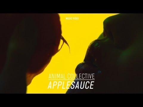 """Animal Collective - """"Applesauce"""" (Official Music Video)"""