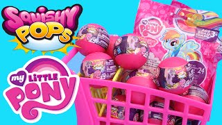 MLP Squishy Pops Wave 2 Surprise Capsules Cutie Mark Crusaders Blind Bags