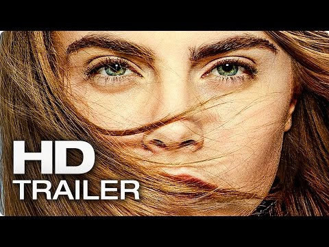 MARGOS SPUREN Trailer German Deutsch (2015) Paper Towns