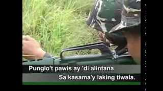 Philippine Army Devoted Song to Soldier