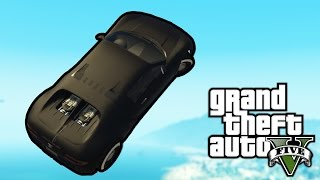 EPIC GTA 5 STUNTS MONTAGE (Leftover Tritage) - feat. Black Shadow & PR3V1OUS / Edited By Valk