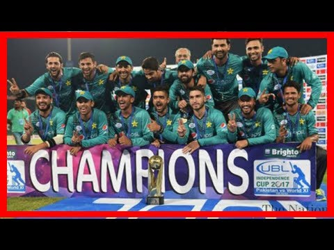 Breaking News Icc congratulates pakistan for successful staging of independence cup