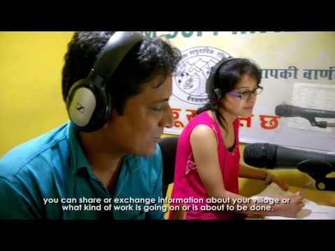 """Henvalvani FM 90.4 Mhz  - """"Voice of Success"""" in Garhwali vlog"""