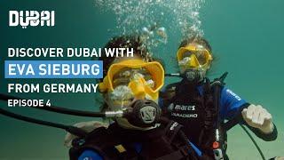 Discover Dubai's Hidden Gems with Eva Sieburg: Germany Episode 4 | Visit Dubai