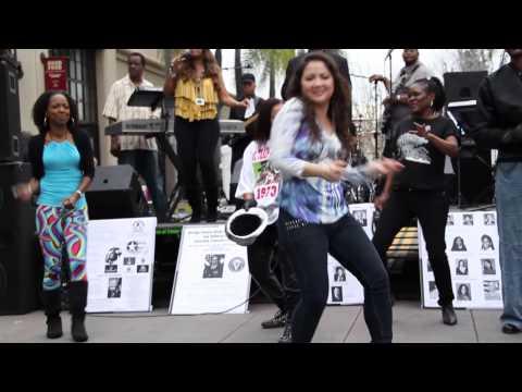 Former Soul Train Dancers Tribute to Don Cornelius by Flourishe