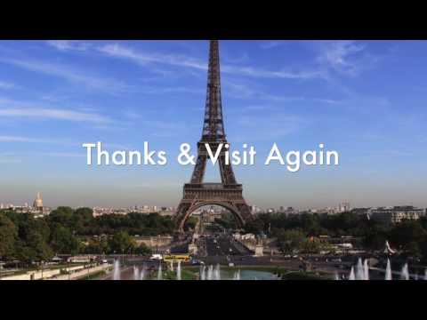 Paris France Holiday Tour Vacation Tourism & Travel around the World