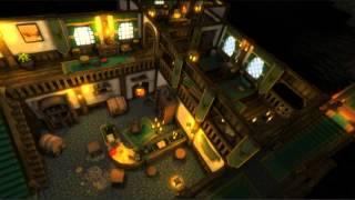 Fantasy Medieval Interiors Unity 3D YouTube