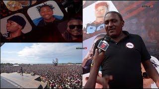 Exclusive: Rich Mavoko apigwa 'stop' kwenye Komaa Concert ya EFM