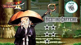 Samurai Shodown II/   Nicotine Caffiene [Arcade Playthrough]