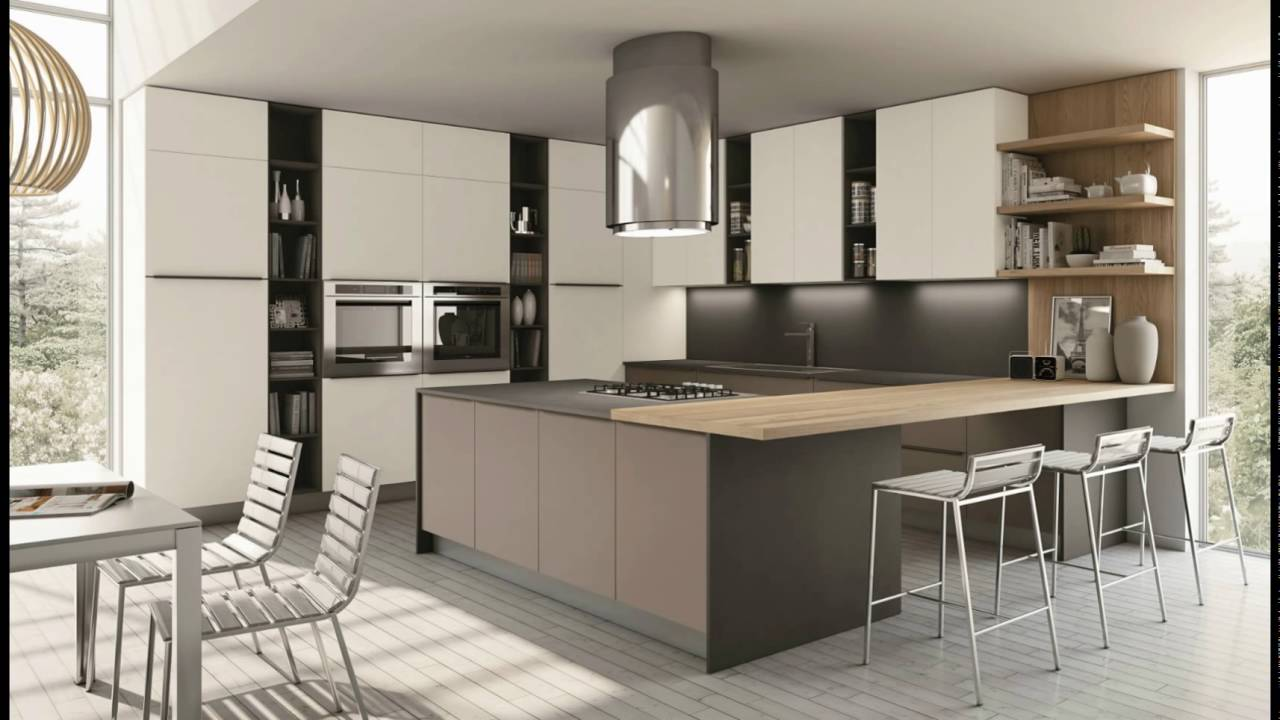 Flash Cucine Moderne By Cucinesse Youtube