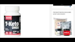7 keto DHEA :  Which Brand To Use & Does This Product Actually Work