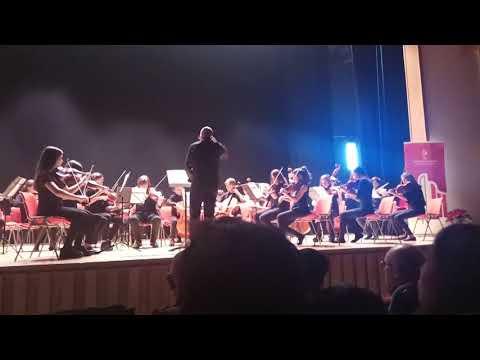 Conservatorio Profesional de música Adolfo Salazar Madrid.