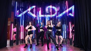 [BOOMBERRY] K/DA - POP/STARS (ft Madison Beer, (G)I-DLE, Jaira Burns) dance cover