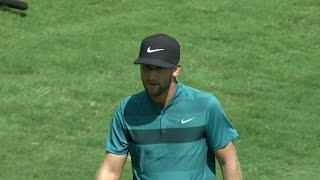 Kevin Chappell Round 3 highlights from the TOUR Championship