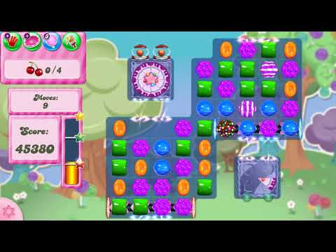 Candy Crush Saga Level 2983 NO BOOSTERS