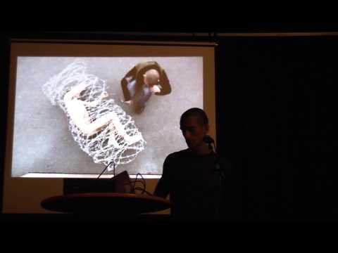 Пётр Павленский / Petr Pavlensky, Bergen, Norway 9/9/2013  (rus, norsk)