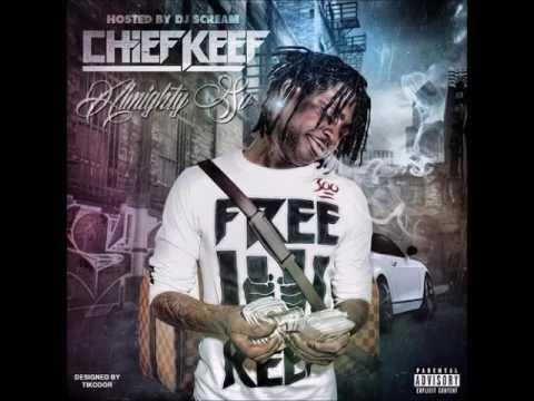 Chief Keef - Salty (Clean) (No DJ)