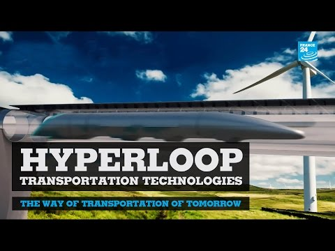 Autonomy 2016: Hyperloop, the way of transportation of tomorrow