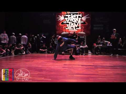 Sharpshoulderz vs Luke | Prelims | Just Jam Intl 2014 | FSTV