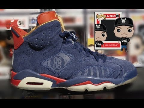 buy online 3860a 158fd AIR JORDAN 6 DOERNBECHER SNEAKER SUPER DETAILED LOOK #sneakers #sneakerhead  #jumpman
