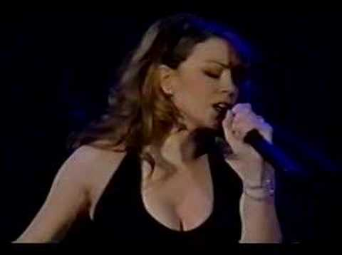 Mariah Carey - Vision Of Love @ The Tokyo Dome 1996
