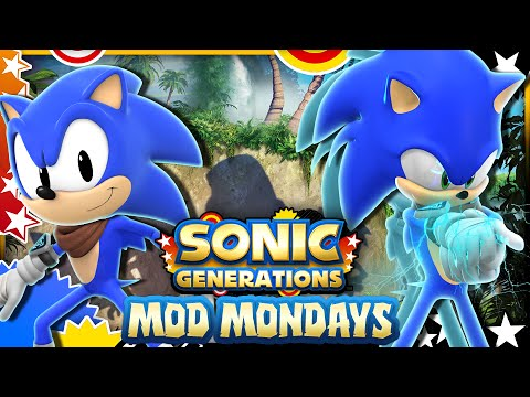 Sonic Generations - Boom Sonic & Classic Boom - Mod Mondays & GIVEAWAY