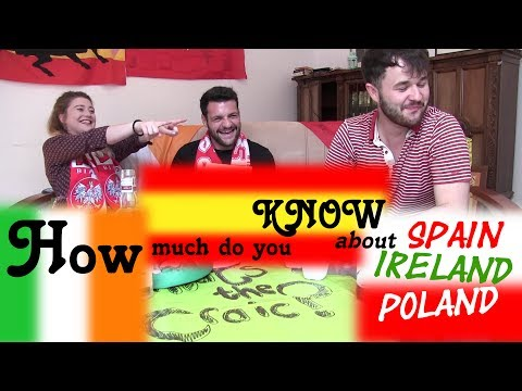 You did not know this about Ireland, Spain, and Poland!