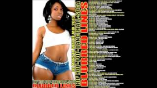 BLURRED LINES 2013 R&B MIX RNB HIP HOP POP RAP HITS BEST OF 2013 MIX
