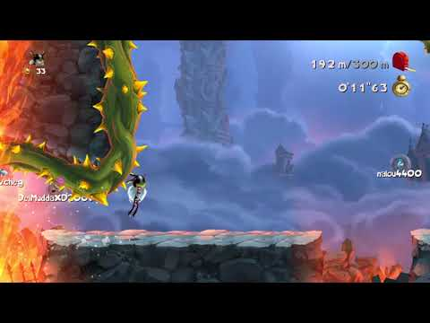 Rayman® Legends Extreme daily challenge