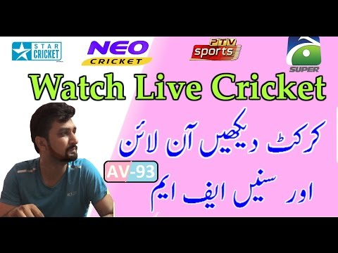 Watch Live Cricket and Live TV On Android Mobile Phone  Top Apps For Android  2017